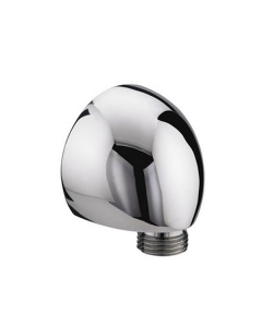Bristan Fast Fix Wall Outlet Chrome Plated WO1 C