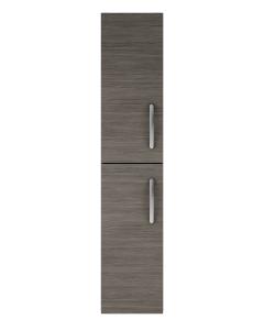 Nuie Athena Brown Grey Avola Contemporary 300mm Tall Unit (2 Door) - MOD562 MOD562