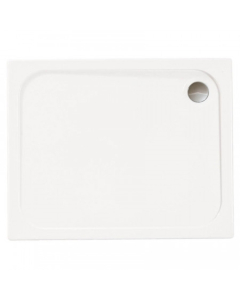 Merlyn MStone Rectangular Tray 1500 x 800mm Including 90mm Waste D158RT D158RT