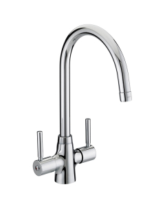 Bristan Monza Easyfit Mono Sink Mixer Chrome - MZ SNK EF C MZ SNK EF C