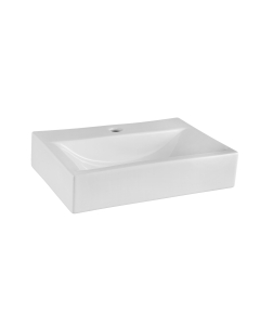 Nuie Vessels White Contemporary Vessel - NBV002 NBV002