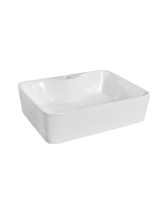 Nuie Vessels White Contemporary Vessel - NBV119 NBV119