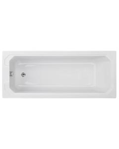 Nuie Ascott White Traditional Art Deco Bath (1700x750) - NLB110 NLB110