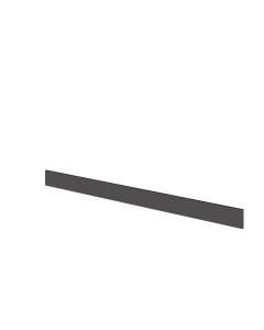 Hudson Reed Fusion Grey Gloss 2000 Plinth - OFF993 OFF993
