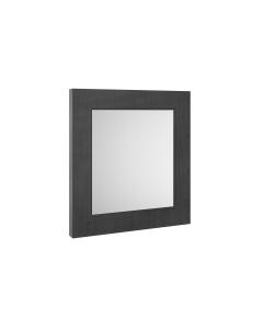Nuie York Royal Grey Traditional 600mm Flat Mirror - OLF414 OLF414