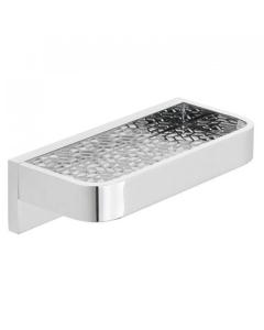 Vado Omika 200mm Shelf With Geometric Insert - Omi-185-20-C/P VADO1022
