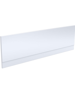 Nuie Bath Panels Gloss White Contemporary 1700 Front Panel - PAN140 PAN140