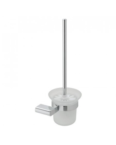 Vado Photon Toilet Brush And Holder Wall Mounted - Pho-188-C/P VADO1061