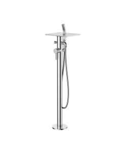 Pisa Freestanding Waterfall Bath Shower Mixer - S808-1500 S808-1500