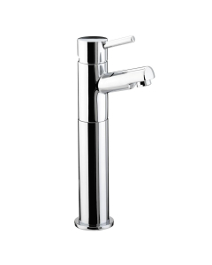 Bristan Prism Tall Basin Mixer (No Waste) Chrome - PM TBAS C PM TBAS C