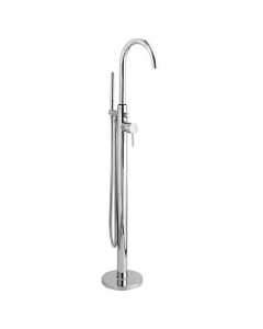 Hudson Reed Tec Floor Standing Bath Shower Mixer - PN321 PN321