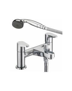 Bristan Quest Bath Shower Mixer Chrome - QST BSM C QST BSM C