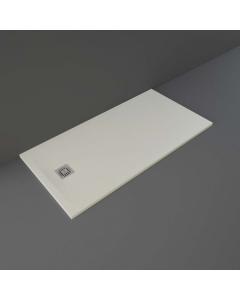RAK Feeling Rectangular Shower Tray 1600mm x 800mm Solid Greige - RFST080160S505 RAK10512