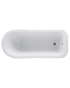 Hudson Reed Brockley Freestanding Bath - Deacon Leg Set (1700mm) - RL1690M1 RL1690M1
