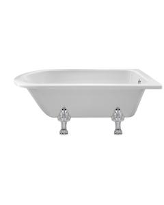 Hudson Reed Winterburn 1500 Freestanding Shower Bath Pride Leg Set - RLF1500C2 RLF1500C2