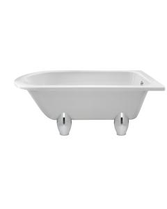 Hudson Reed Winterburn 1500 Freestanding Shower Bath Deacon Leg Set - RLF1500M1 RLF1500M1