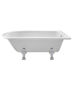 Hudson Reed Winterburn 1700 Freestanding Shower Bath Pride Leg Set - RLF1700C2 RLF1700C2