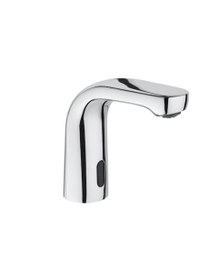 Roca L20 Infra-Red Battery Operated Electronic Basin Mixer Tap with Flow Limiter In Chrome - 5A5609C00 RO10514