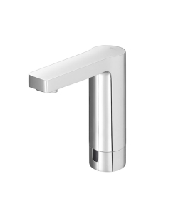 Roca L90 Infra-Red Mains Operated Electronic Basin Faucet with Flow Limiter In Chrome - 5A5701C00 RO10542