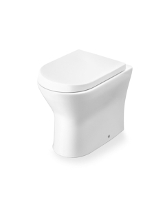 Roca Nexo Back to Wall Toilet WC 540mm Projection - Soft Close Seat RO10275