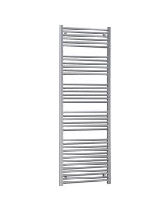 Radox Premier Straight Heated Towel Rail 1200mm H x 500mm W - White RXPS-1200500-WH