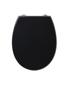 Armitage Shanks Contour 21 Toilet Seat and Cover in Black - S405666 S405666