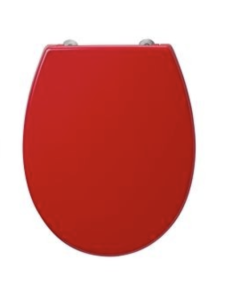 Armitage Shanks Contour 21 Toilet Seat and Cover in Red - S4056GQ S4056GQ