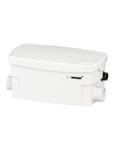 Saniflo Sanishower+ Macerator Pump for Shower and Wash Basin - 6043 6043