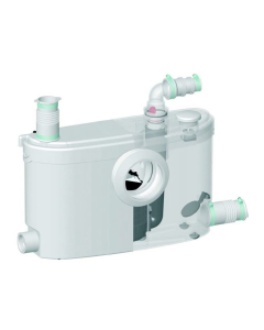 Saniflo Sanislim Small Bore Macerator Pump (for Slimline Sanitaryware) - 1054/1 1054/1