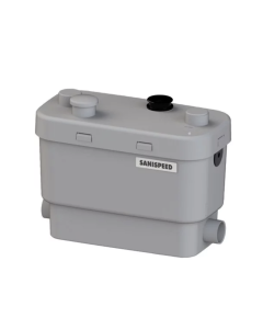 Saniflo Sanispeed + Light Commercial Sanitary Pump for Grey Water - 6045 6045