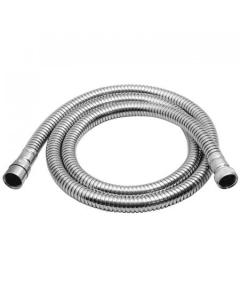 Vado Shower Hose Brass Standard Bore 150Cm Chrome Plated - Sh-012-150-Db-C/P VADO1363