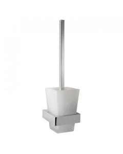 Vado Shama Toilet Brush And Holder Wall Mounted - Sha-188-C/P VADO1063