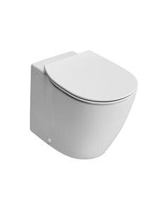 Ideal Standard Contour 21+ Toilet Seat & Cover, Slim, Slow Close IS10708
