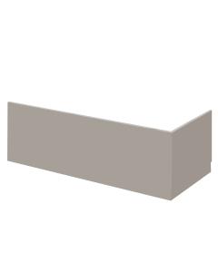 Nuie Athena Stone Grey Contemporary 1700mm Bath Front Panel - MPC405 MPC405