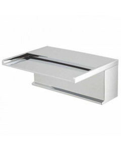 Vado Synergie Waterfall Bath Spout Deck Mounted - Syn-240D-Cp VADO1901