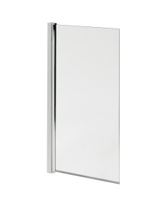 Ideal Standard Silver Connect Bath Screen - T9923EO - T9923EO IS10679