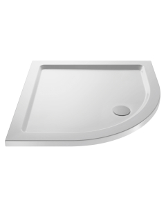 Nuie Shower Trays White Contemporary Quad Tray 900x900mm - NTP106 NTP106