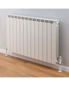 TRC Mix Radiator 390mm High x 1060mm Wide, 13 Sections, White MIX39W-13