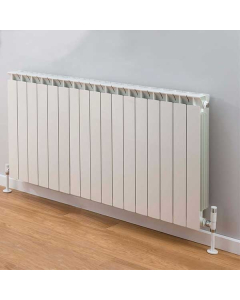 TRC Mix Radiator 390mm High x 1380mm Wide, 17 Sections, White MIX39W-17