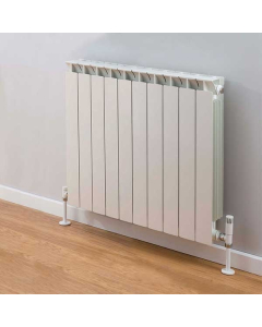 TRC Mix Radiator 440mm High x 820mm Wide, 10 Sections, White MIX44W-10