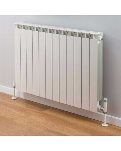 TRC Mix Radiator 590mm High x 980mm Wide, 12 Sections, White MIX59W-12