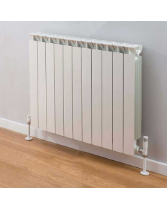 TRC Mix Radiator 690mm High x 900mm Wide, 11 Sections, White MIX69W-11