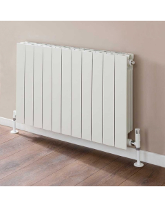 TRC VIP Radiator 440mm High x 900mm Wide, 11 Sections, White VIP44W-11