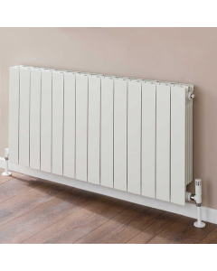 TRC VIP Radiator 590mm High x 1140mm Wide, 14 Sections, White VIP59W-14