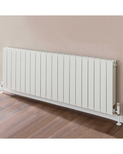 TRC VIP Radiator 690mm High x 1620mm Wide, 20 Sections, White VIP69W-20