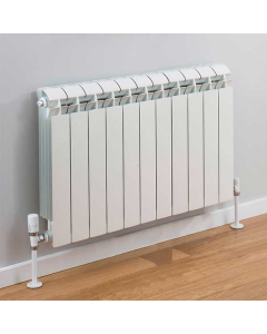 TRC Vox Radiator 440mm High x 900mm Wide, 11 Sections, White VOX44W-11