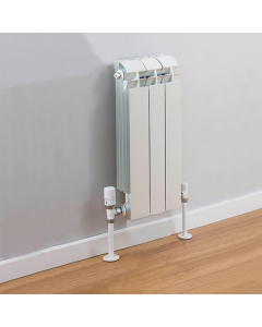 TRC Vox Radiator 690mm High x 260mm Wide, 3 Sections, White VOX69W-3